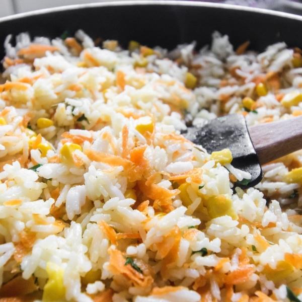 Meatball Rice